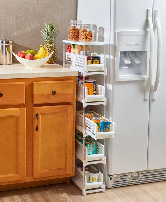 57 CLASSIC KITCHEN STORAGE MAKES THE KITCHEN MORE PERFECT - Page 21 of 57 - Breyi