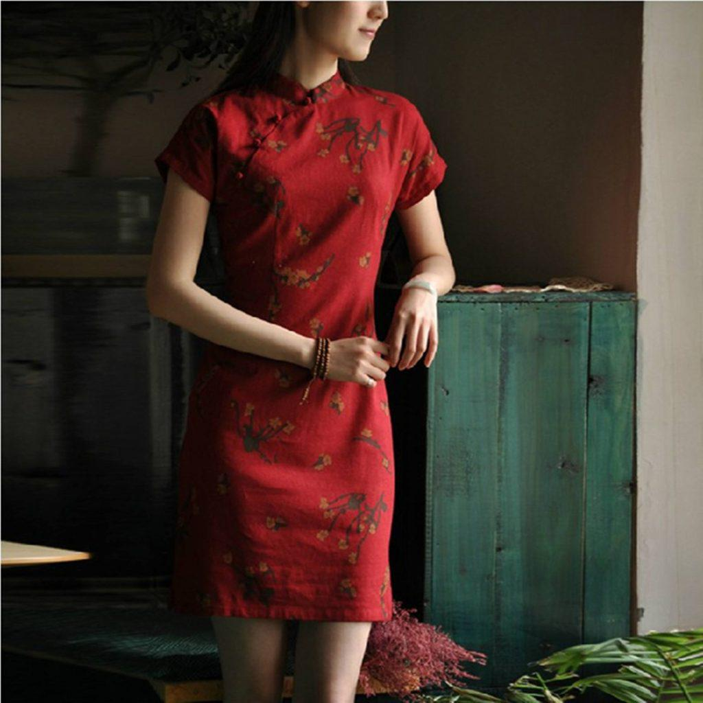 57 TEMPERAMENT CHEONGSAM SHOWS WOMEN MORE SEXY BODY - Page 6 of 57 - yeslip