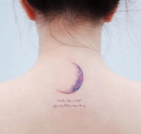 Magical Moon Tattoo Designs You Don't Want To Miss - SooShell