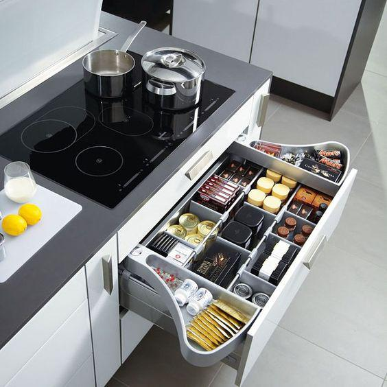57 CLASSIC KITCHEN STORAGE MAKES THE KITCHEN MORE PERFECT - Page 14 of 57 - Breyi