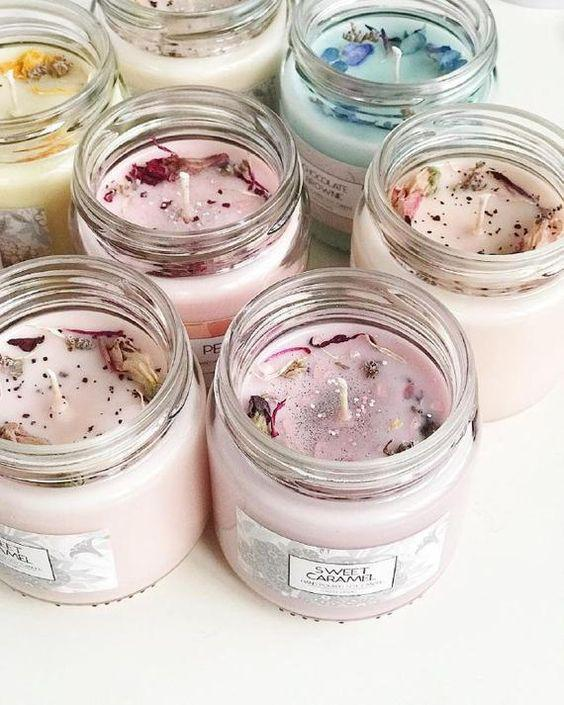37 Creative DIY Candles Will Decor Your Home - Page 5 of 37 - VimDecor