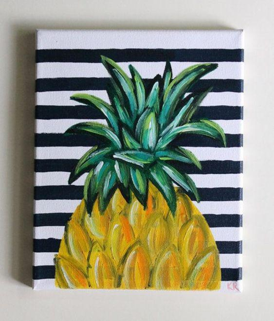 37 Easy Canvas Painting Ideas You Can Diy Vimdecor Imtopic