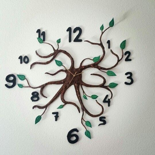 19 Clock Decoration Ideas For Home Decor - Page 8 of 19 - SooPush