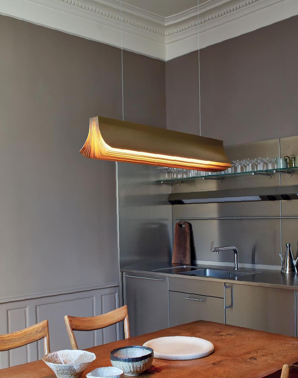 Droplight that Makes the House More Cozy - SomLog