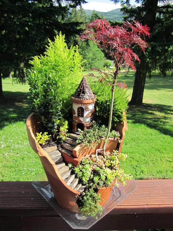 62 DIY Miniature Fairy Garden Ideas to Bring Magic Into Your Home - Page 62 of 62 - SooPush