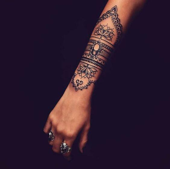 46 Awesome Mandala Tattoo Designs To Get Inspired - Page 26 of 46 - VimTopic