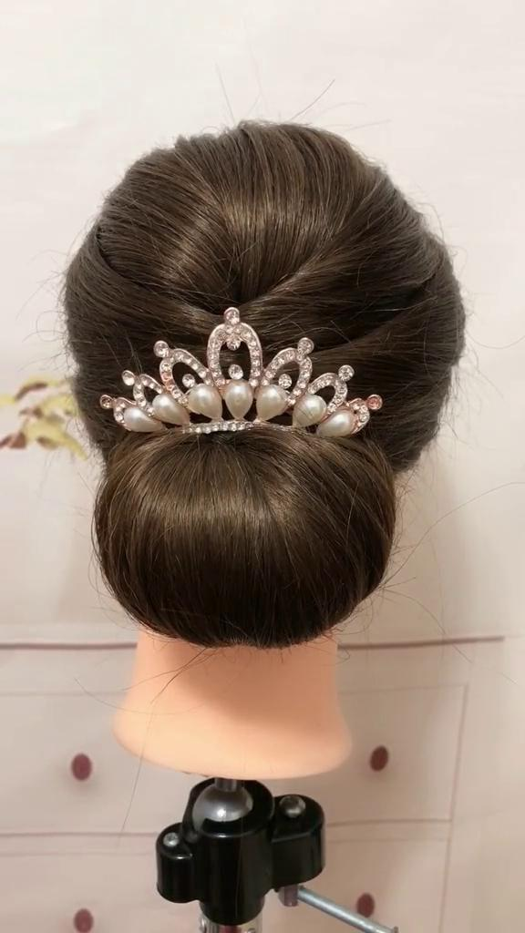 The most popular bridal hairstyles of 2020 - loolvv