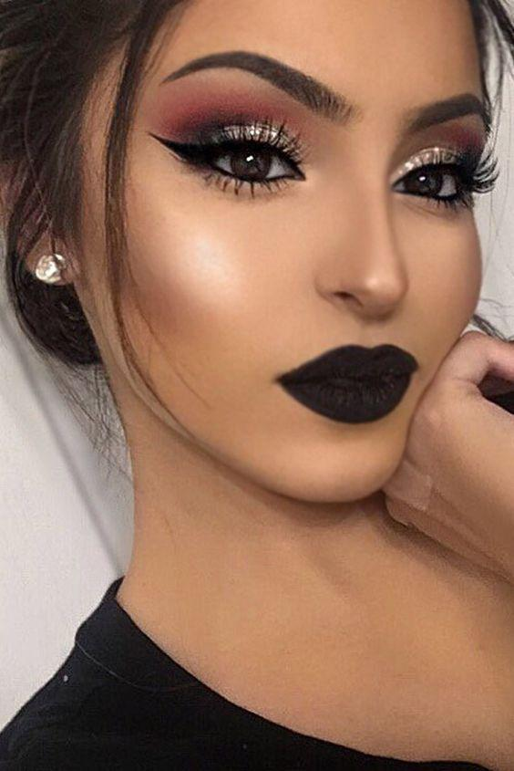 34 EXQUISITE MAKEUP LOOKS MAKE YOU MORE ATTRACTIVE IN PROM AND PARTIES - Page 9 of 34 - yeslip