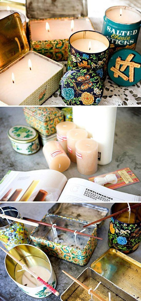 37 Creative DIY Candles Will Decor Your Home - Page 20 of 37 - VimDecor