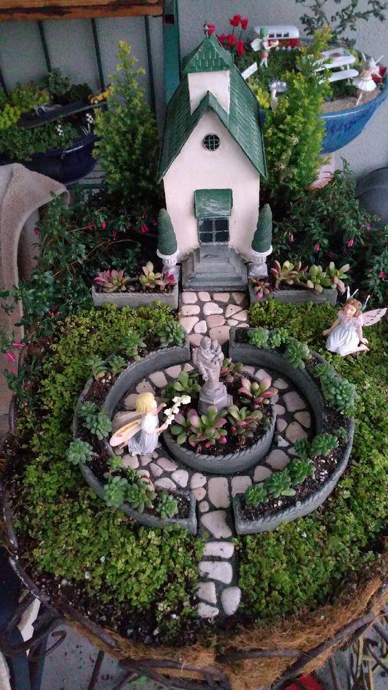 62 DIY Miniature Fairy Garden Ideas to Bring Magic Into Your Home - Page 5 of 62 - SooPush