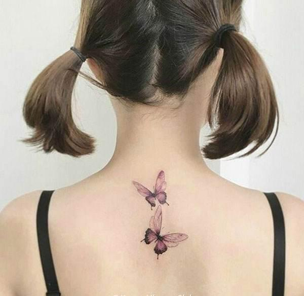 51 FASHION-RELATED HIGH-PROFILE GIRLS BACK SMALL TATTOO - Page 42 of 51 - yeslip
