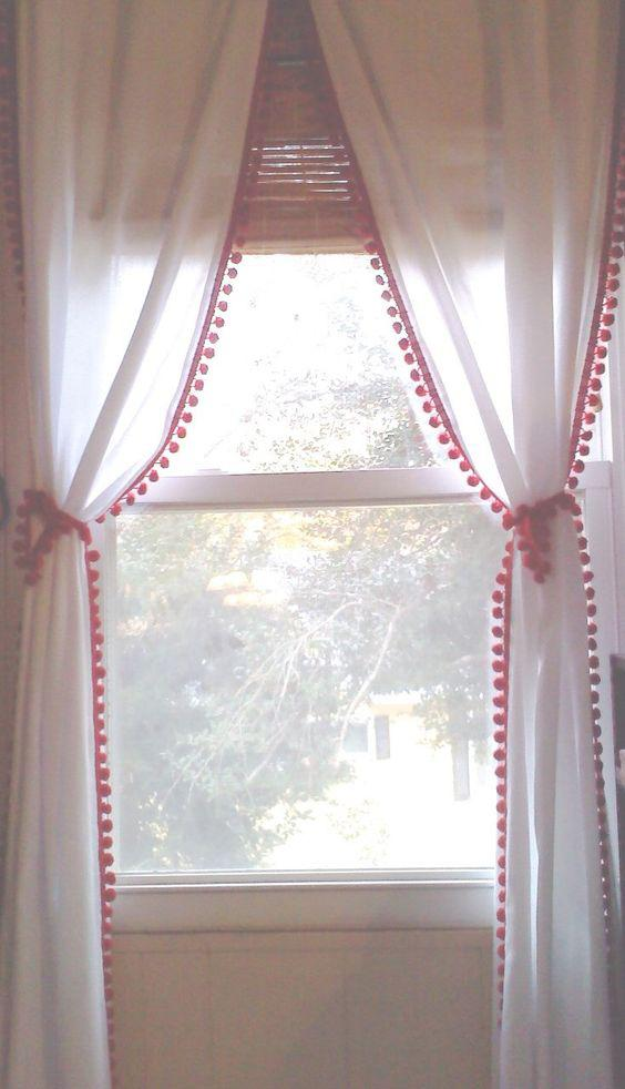 10+ SIMPLE CURTAIN DECORATION AND OTHERS ARE DIFFERENT - Breyi