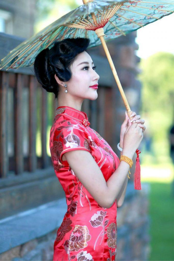 CHEONGSAM CULTURE IS A CLASSIC CHINESE TRADITIONAL ELEMENT - yeslip