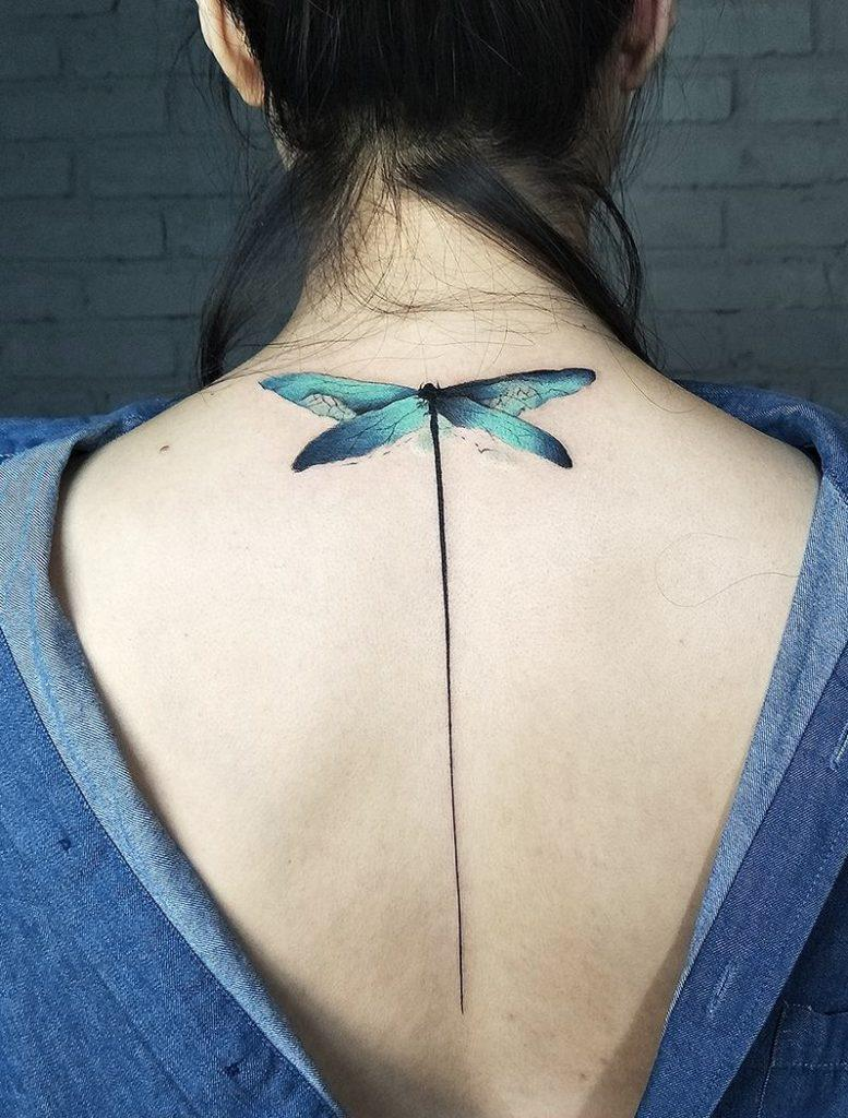 51 FASHION-RELATED HIGH-PROFILE GIRLS BACK SMALL TATTOO - Page 25 of 51 - yeslip