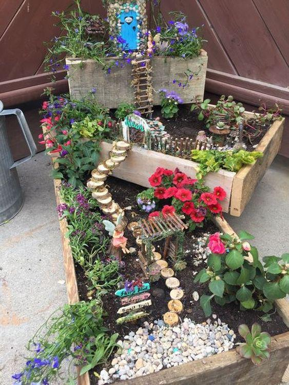 62 DIY Miniature Fairy Garden Ideas to Bring Magic Into Your Home - Page 15 of 62 - SooPush
