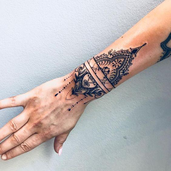 46 Awesome Mandala Tattoo Designs To Get Inspired - Page 46 of 46 - VimTopic