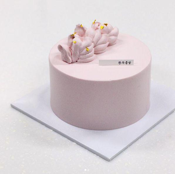 The best looking Korean private cake - zzzzllee