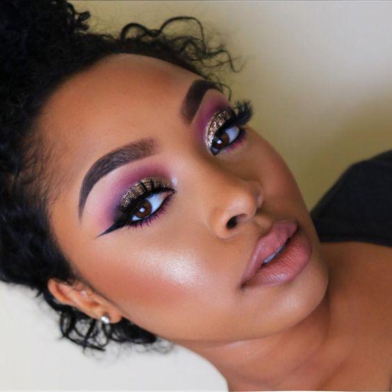34 EXQUISITE MAKEUP LOOKS MAKE YOU MORE ATTRACTIVE IN PROM AND PARTIES - Page 11 of 34 - yeslip