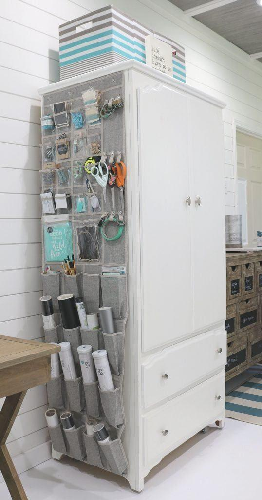 46 SUPER SIMPLE HOME DECORATION STORAGE METHOD - Breyi