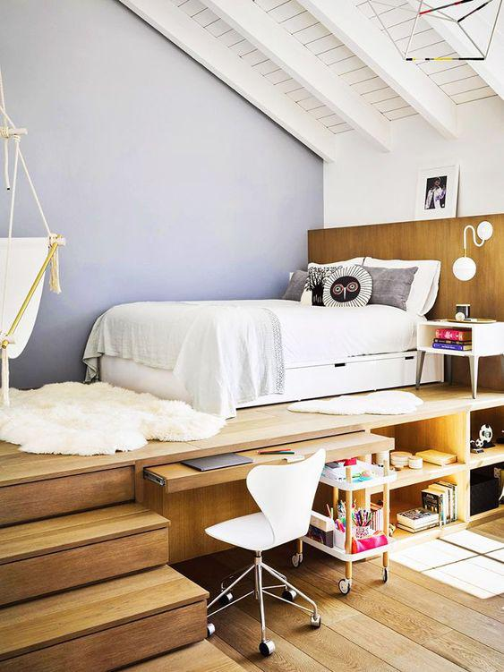 35+ Awesome Teen Girl Bedroom Ideas That Will Blow Your Mind - Molitsy Blog