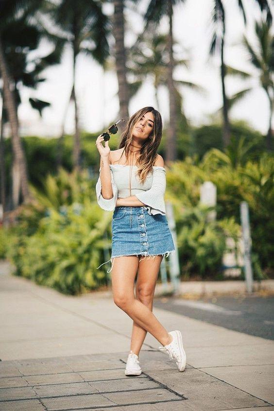 FASHION SHORTS ARE THE BEST MATCH FOR SUMMER - Page 2 of 63 - goslife