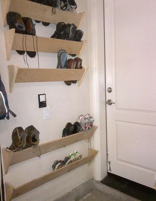 39 Wise Methods of Shoes Storage that Save Rome - Molitsy Blog