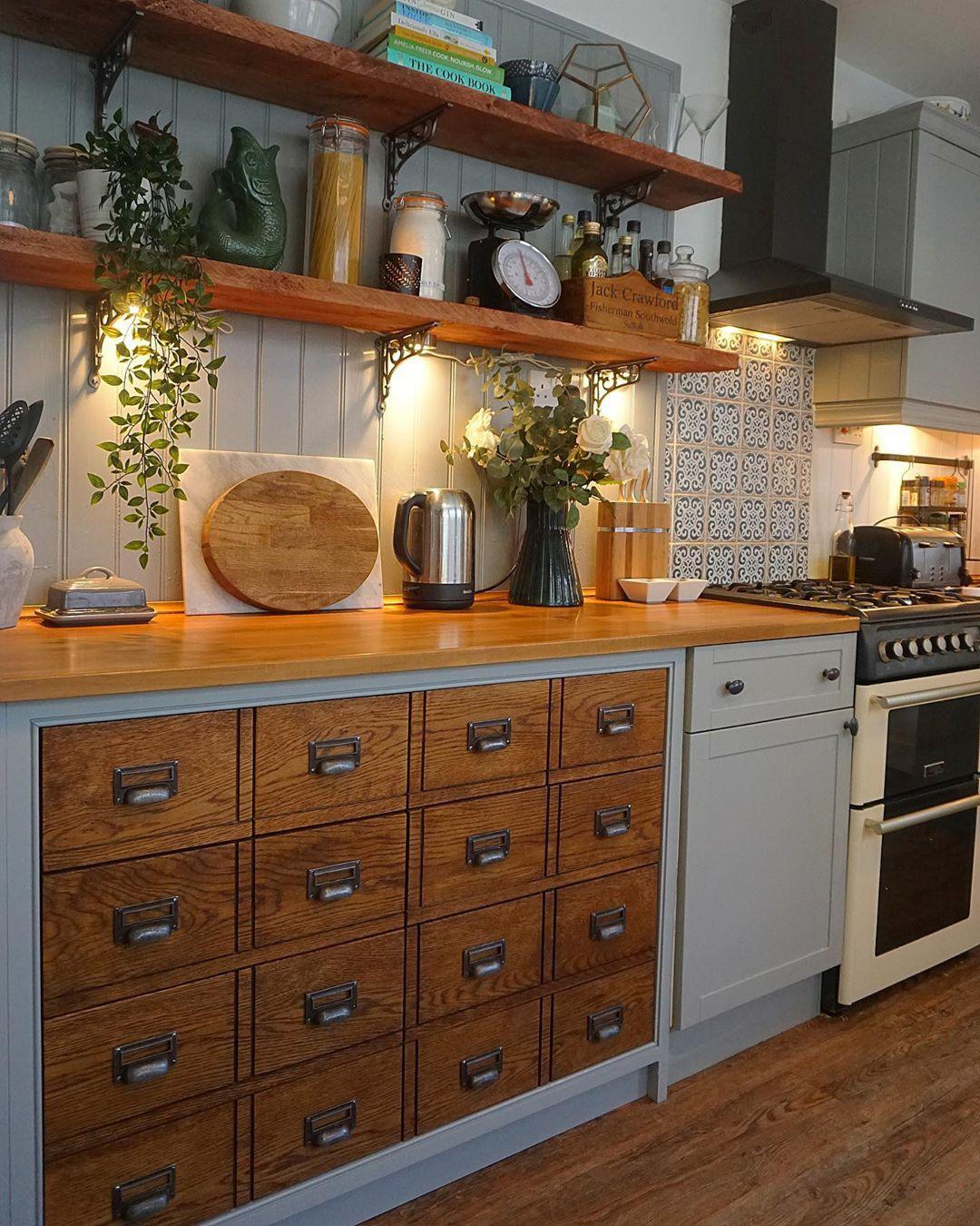 Inspiring Kitchen Design Ideas For Your Home - Page 16 of 35 - Liatsy Fashion