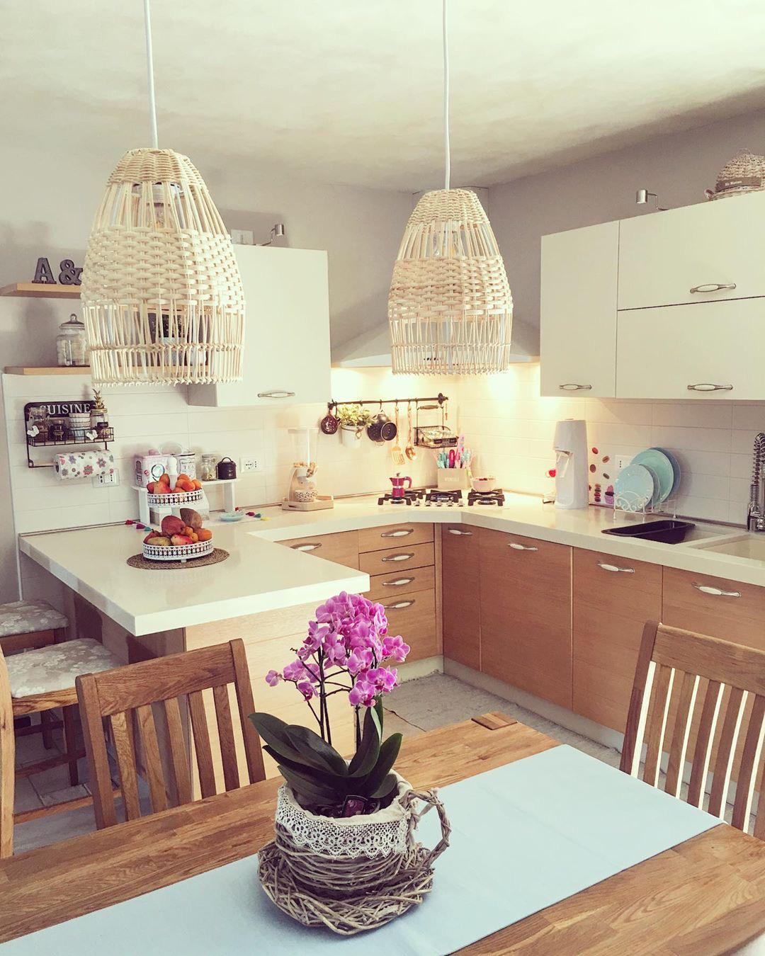 Inspiring Kitchen Design Ideas For Your Home - Page 17 of 35 - Liatsy Fashion