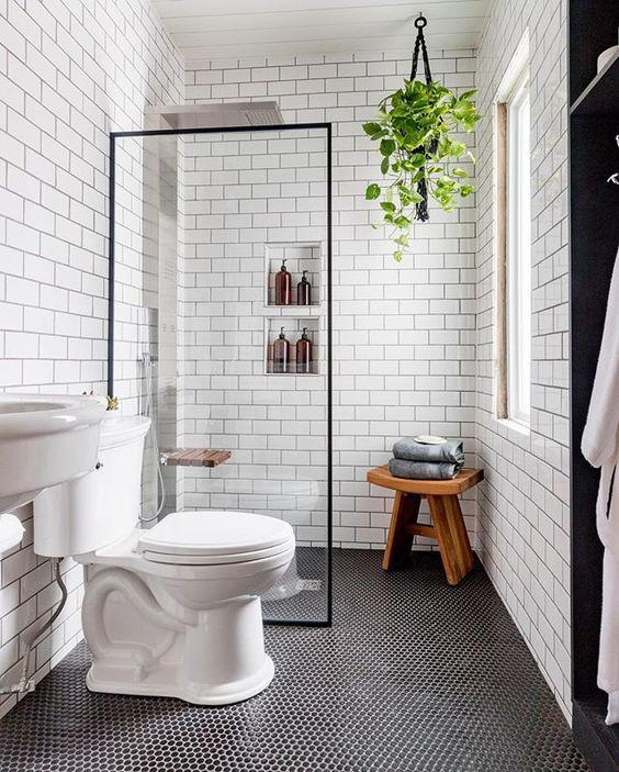 35 Modern and Small Bathroom Decoration Ideas - Molitsy Blog