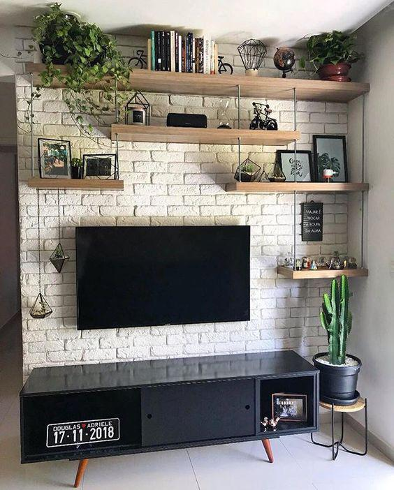 50+ STUNNING TV WALL CONTINUES TO BE POPULAR AT 2019 - Page 50 of 52 - maxpus
