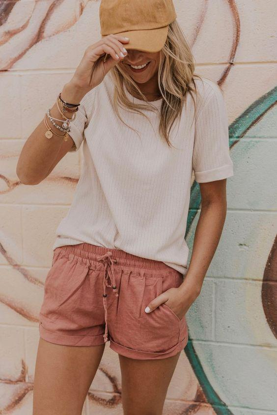 FASHION SHORTS ARE THE BEST MATCH FOR SUMMER - Page 24 of 63 - goslife