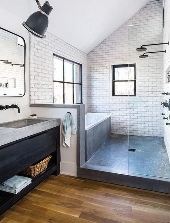 37 Ways to Creative A Comfortable Bathroom - JimIamy
