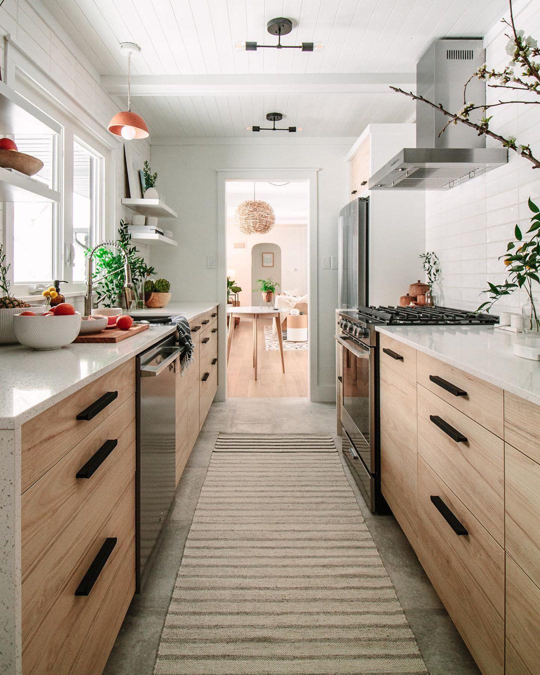 Inspiring Kitchen Design Ideas For Your Home - Page 30 of 35 - Liatsy Fashion