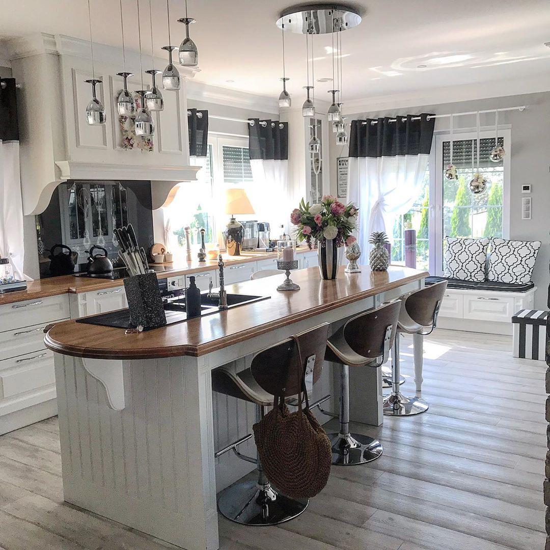 Inspiring Kitchen Design Ideas For Your Home - Page 8 of 35 - Liatsy Fashion