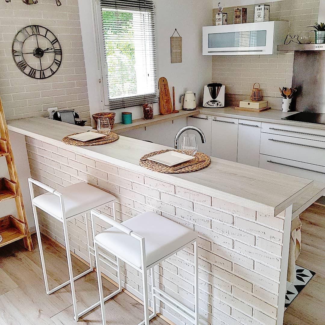 Inspiring Kitchen Design Ideas For Your Home - Page 19 of 35 - Liatsy Fashion