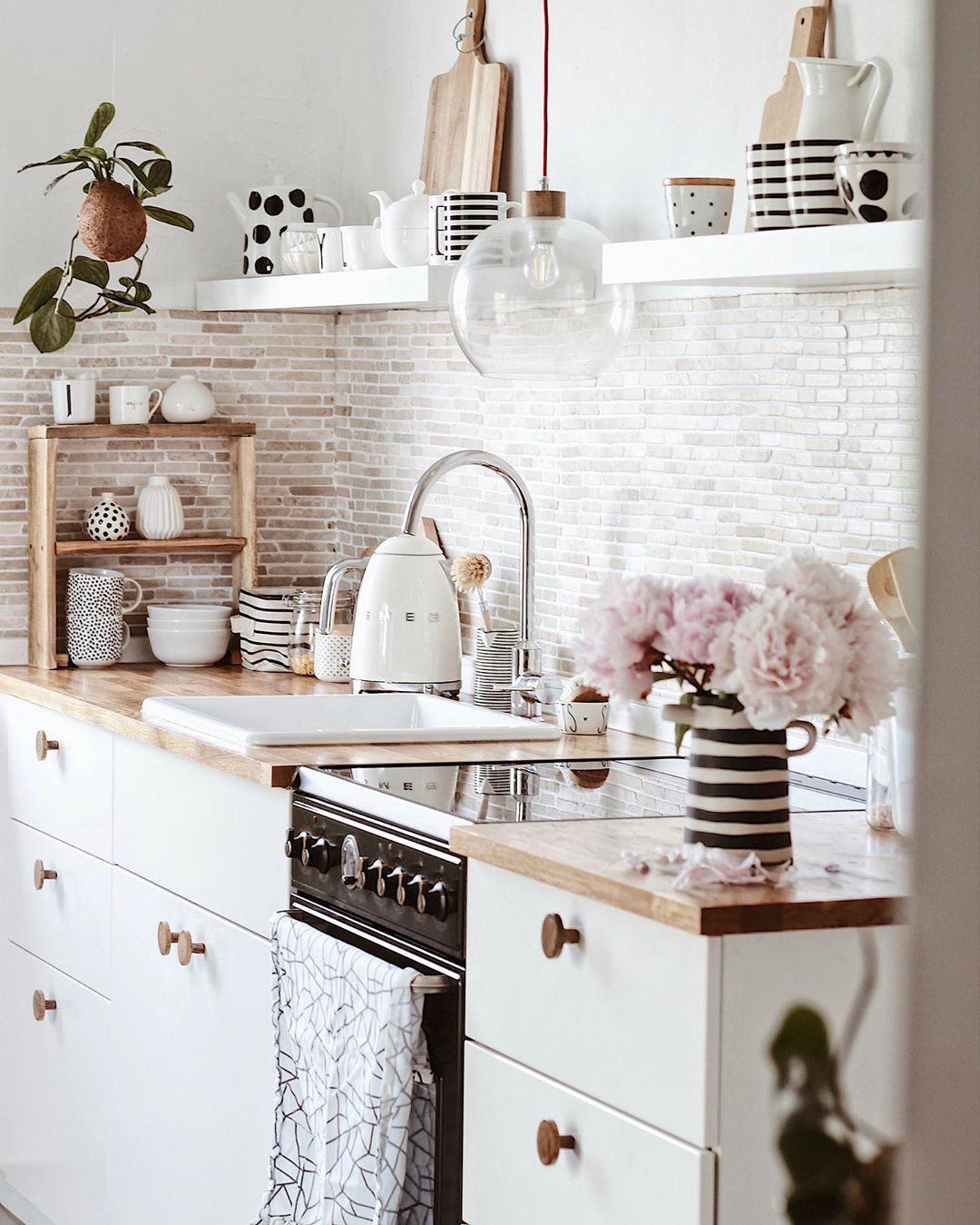 Inspiring Kitchen Design Ideas For Your Home - Page 4 of 35 - Liatsy Fashion