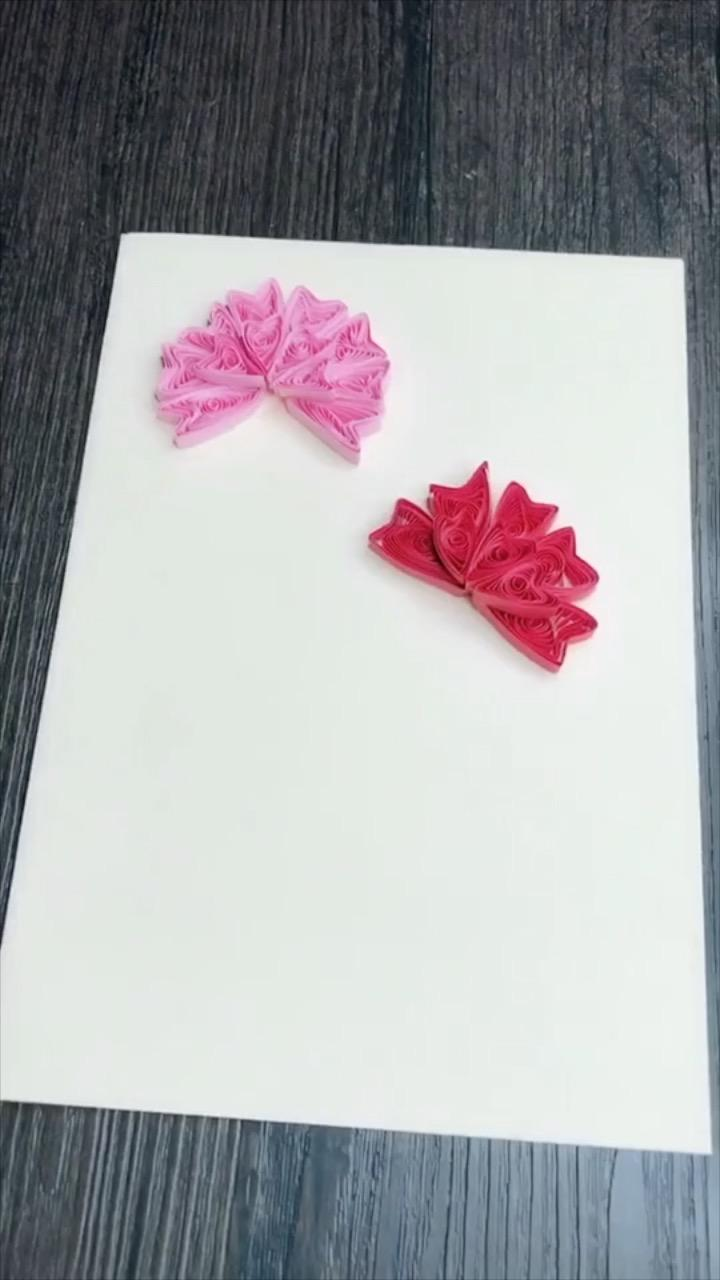 Easy Way to Make Carnation Paper Flowers - SoBlog