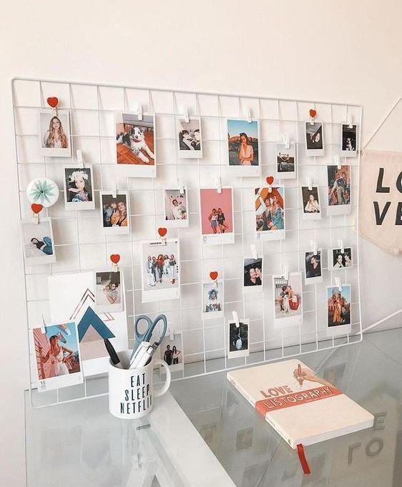 39 Creative DIY Photo Frames Make Your Home Unique - Molitsy Blog