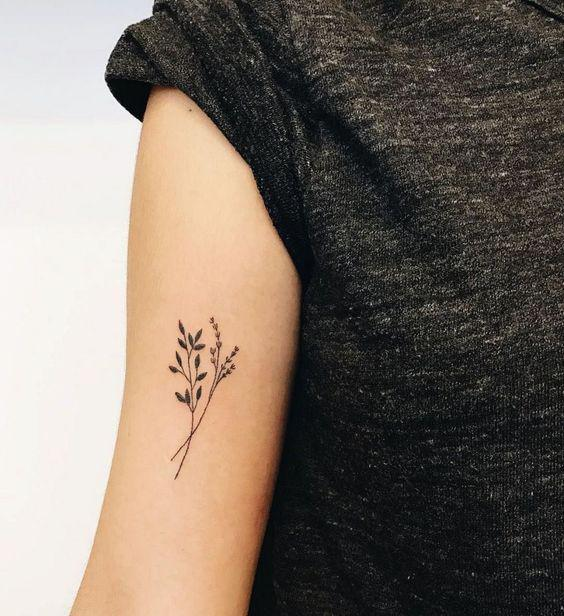 30+ Simple and Small Tattoos Ideas You Can't Help But Love - Page 16 of 31 - Guide19