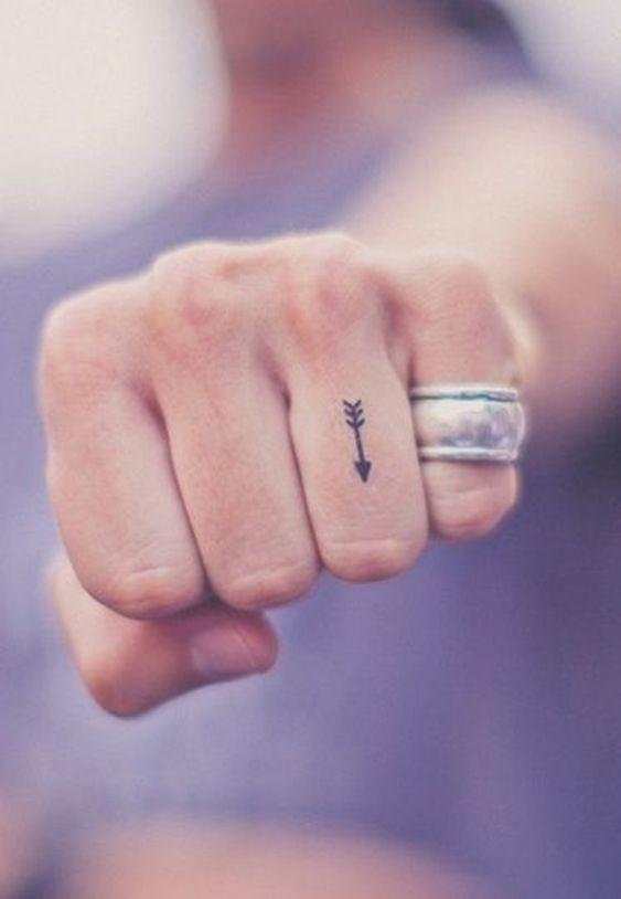 30+ Simple and Small Tattoos Ideas You Can't Help But Love - Page 22 of 31 - Guide19