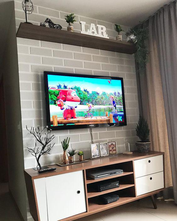 50+ STUNNING TV WALL CONTINUES TO BE POPULAR AT 2019 - Page 49 of 52 - maxpus