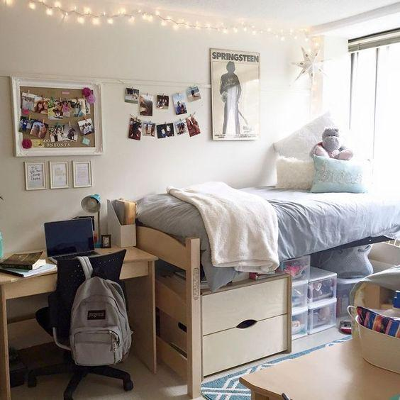 40+ Best Dorm Room Decoration Ideas You'll Want To Copy - Page 24 of 47 - VimTopic