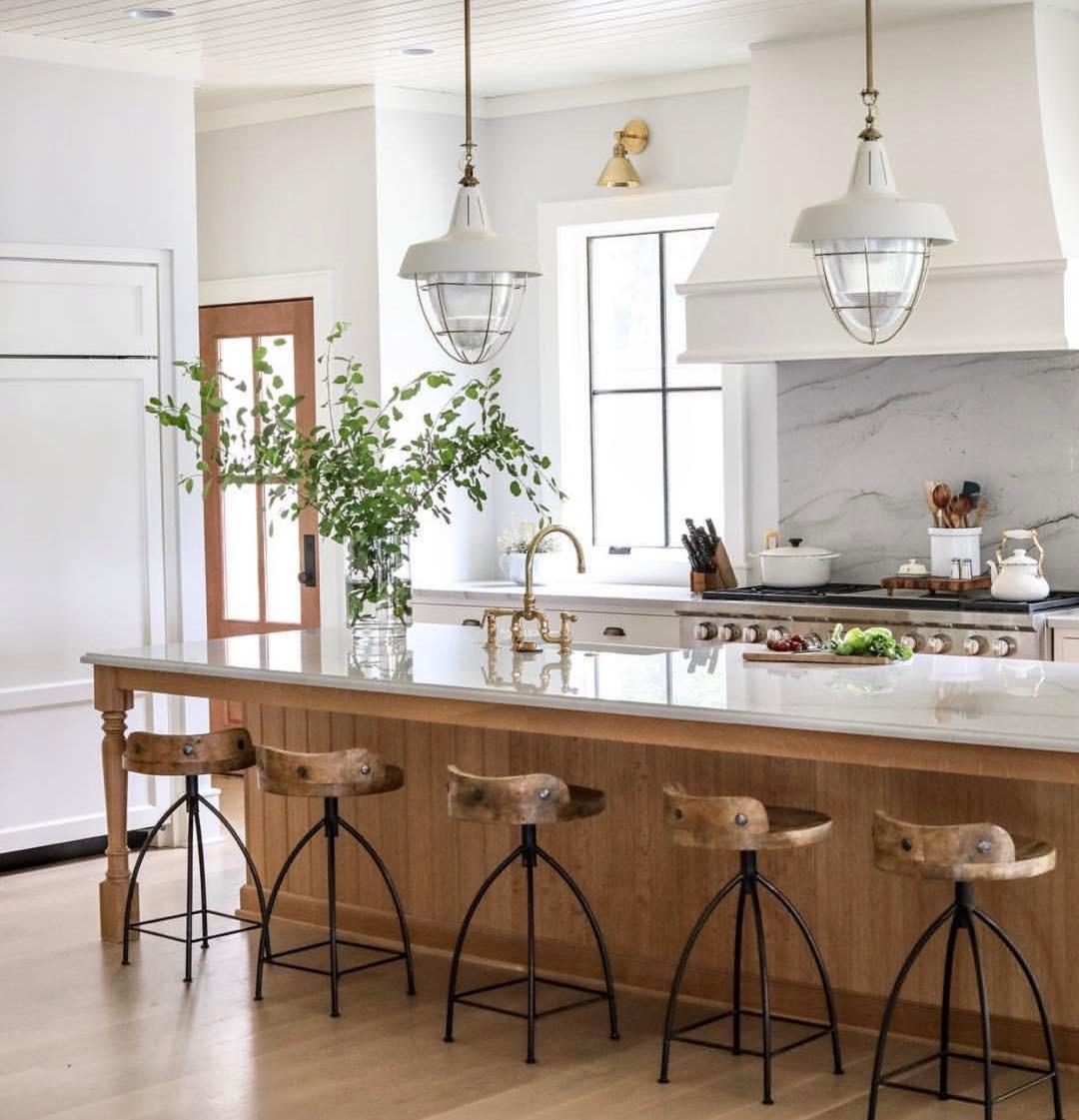 Inspiring Kitchen Design Ideas For Your Home - Page 9 of 35 - Liatsy Fashion