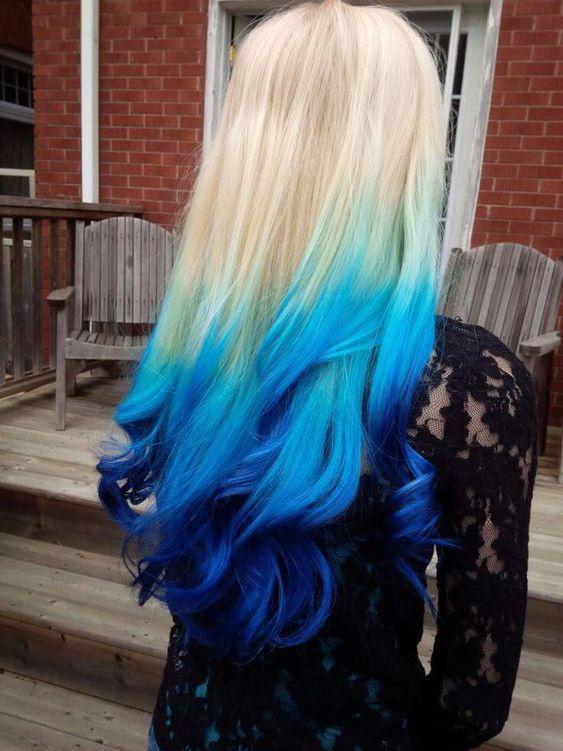 35 Different colors and blues match different effects - Molitsy Blog