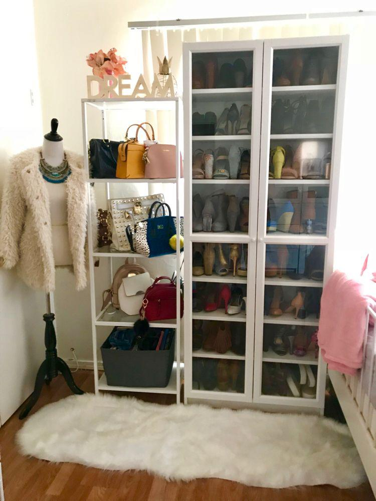 32 Fabulous Storage Ideas to Organize Shoes - Molitsy Blog