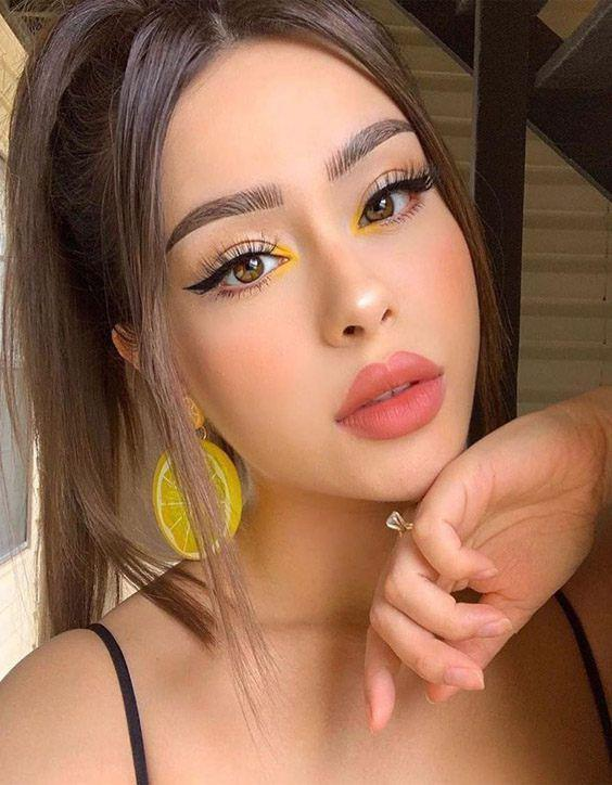 Charming and Natural Summer Makeup for Beauty - Girlrs