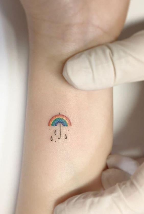 30+ Simple and Small Tattoos Ideas You Can't Help But Love - Page 10 of 31 - Guide19