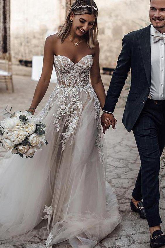 35 best mermaid wedding dresses ideas for wedding party - Page 34 of 35 - Liatsy Fashion