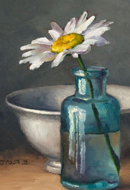35 Creative and Easy DIY Oil Painting for Beginers - Insville